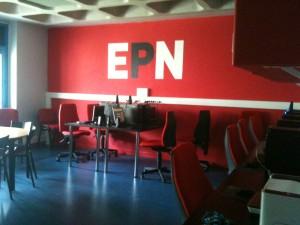 EPN - Maison Pour Tous (MPT) - salle des Rancy