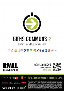 Affiche RMLL 2012 Genève
