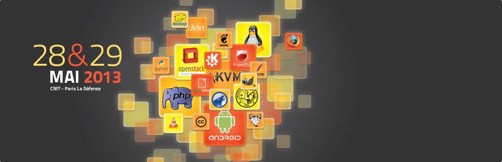 15 me dition du salon linux libre open source colibre for Salon open source