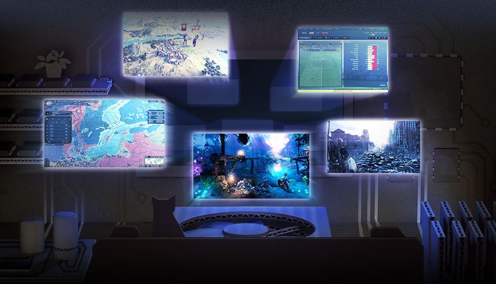 Un système d'exploitation conçu pour la TV et le salon sera bientôt disponible gratuitement