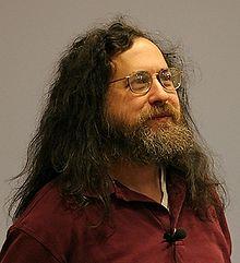 """Richard Matthew Stallman : """"Logiciel Libre, Société Libre"""" (Région Grenobloise)"""