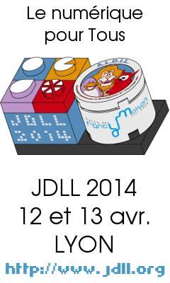 CoLibre aux JDLL2014 - Venez nous rencontrer