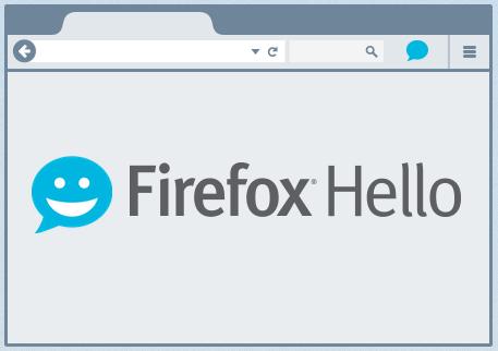 Firefox Hello : la visioconférence en un clic