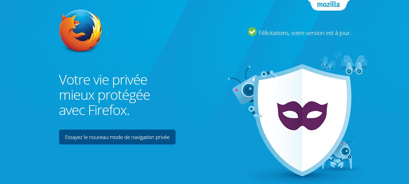 Firefox 42 révolutionne la confidentialité et la sécurité sur le net