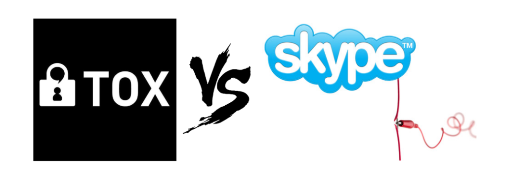Tox VS Skype