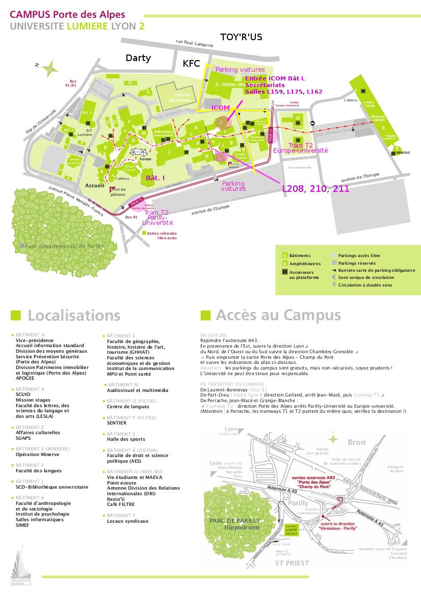 """Visitez la licence pro """"CoLibre : Métiers de la communication : Logiciels libre et conduite de projet"""""""