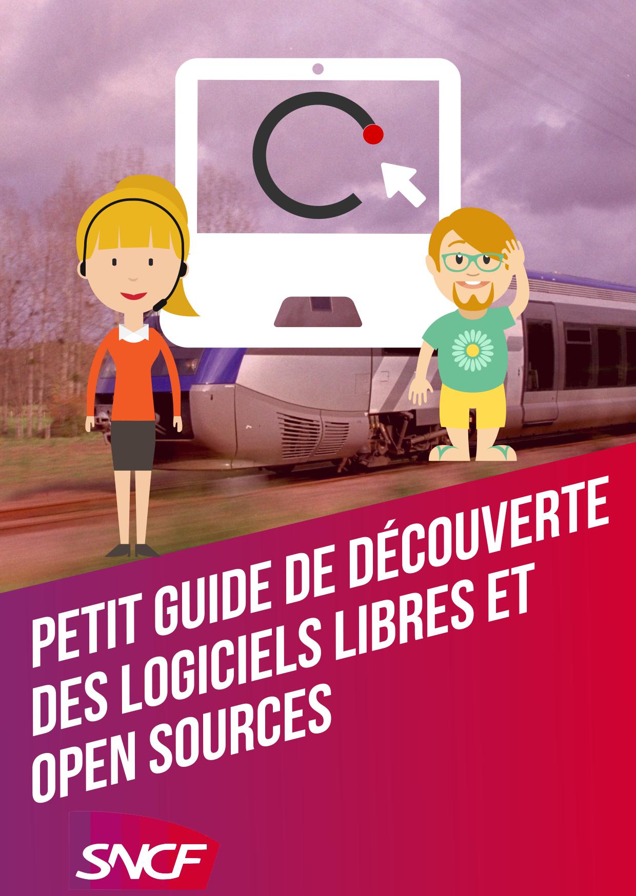 Projet tuteuré : Voyagez l'esprit libre, guide des logiciels libres à l'usage de la SNCF