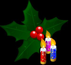 #mail #noël #houx #décoration #houx de noël #transparent par PixEasy en licence CC0 (Images vectorielles)