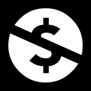 Logo CC NC (Non Commercial)