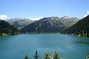 #Saint Guérin #Savoie #Beaufortain #Lac par cricrou en licence CC0 (photo)
