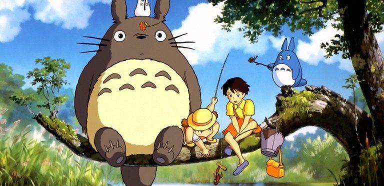 Mon Voisin Totoro : Un mini-jeu gratuit et indé.