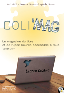 couverture Coli'Mag
