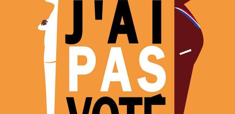 j'ai pas voté - 2014