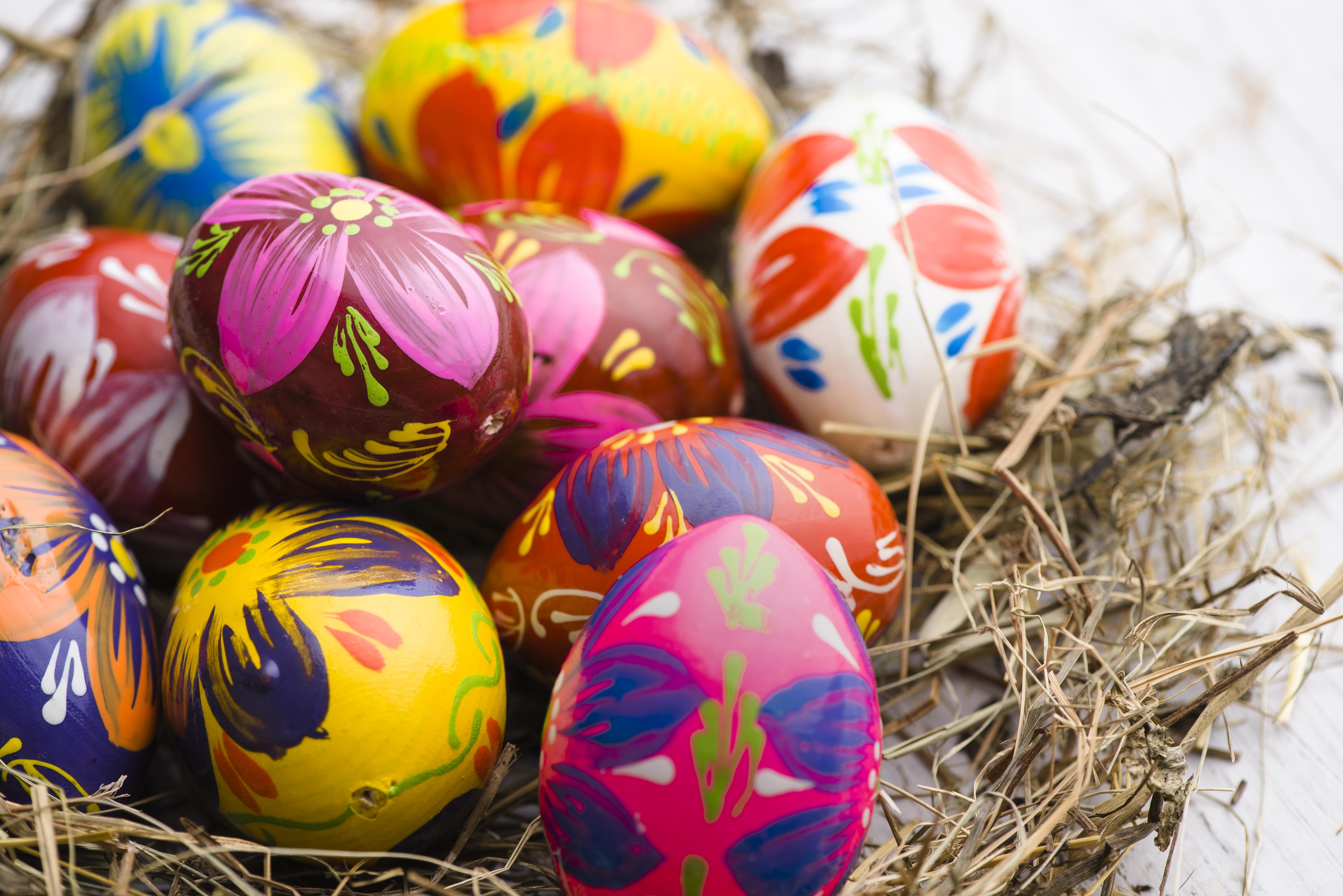 Pâques arrive à grand pas : décorez les oeufs et faites des gâteaux !