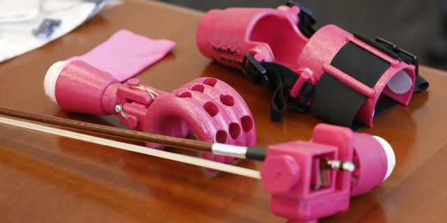 Des imprimantes 3D font des prouesses en médecine