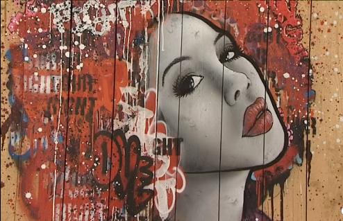 Le street art en vogue à caNice