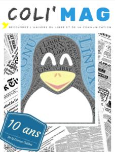 Couverture CoLiMag Spécial 10 ans (téléchargement 30Mo)