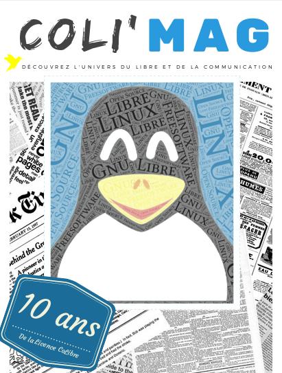 page de couverture du magasine