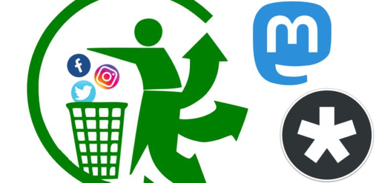 Médias sociaux: prêtes et prêts pour les alternatives?