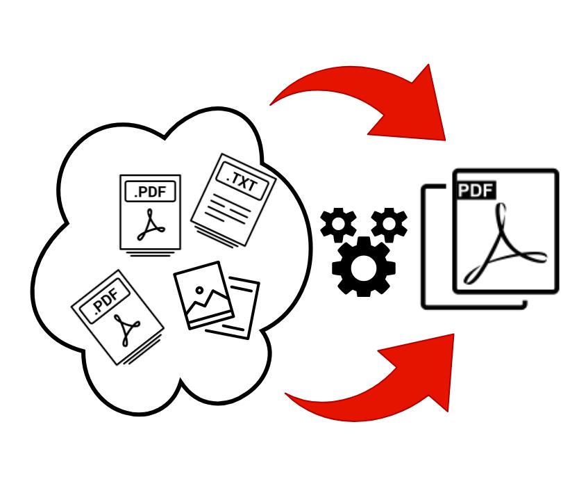 Assembler pdf avec logiciel libre