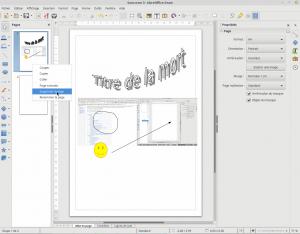 Rassembler des images dans un PDF