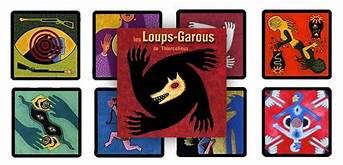 """Image du jeu de société """"Loups-Garous"""""""